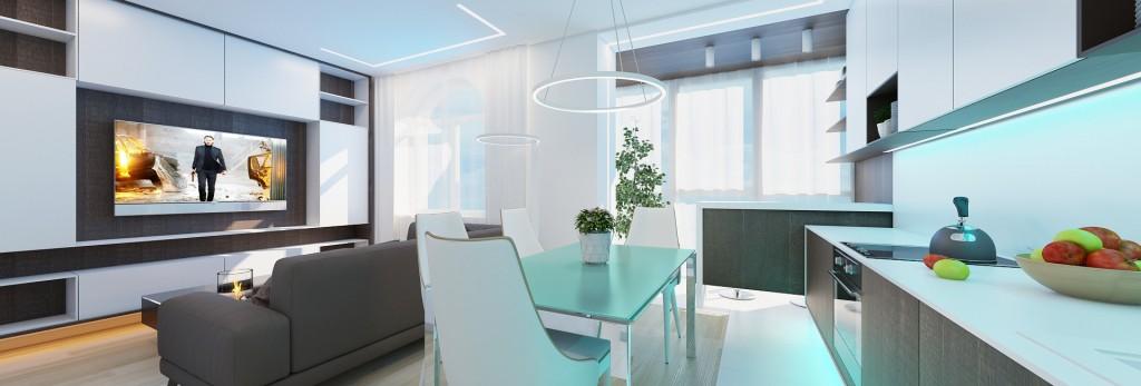 1 Complex House design
